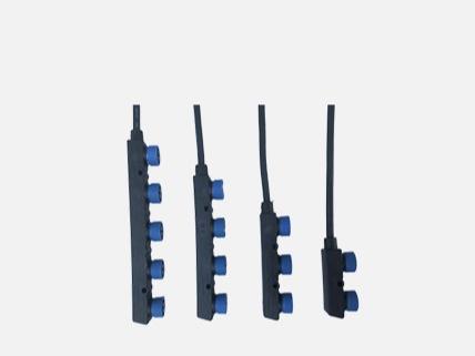 F型路灯防水连接器