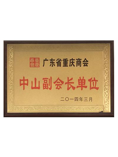 祺鑫防水插-广东省重庆商会中山副会长单位